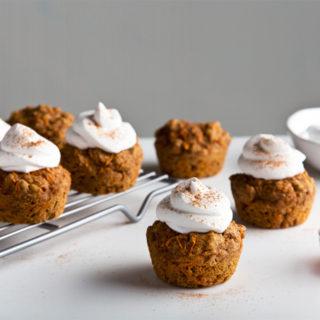 Hippie Carrot Muffins