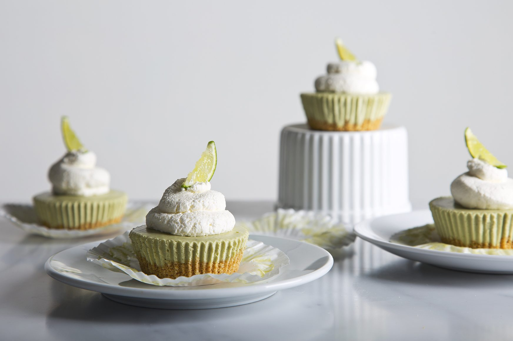 No-Bake Vegan Key Lime Cheesecake | picklesnhoney.com #lime #cheesecake #recipe #dessert #vegan