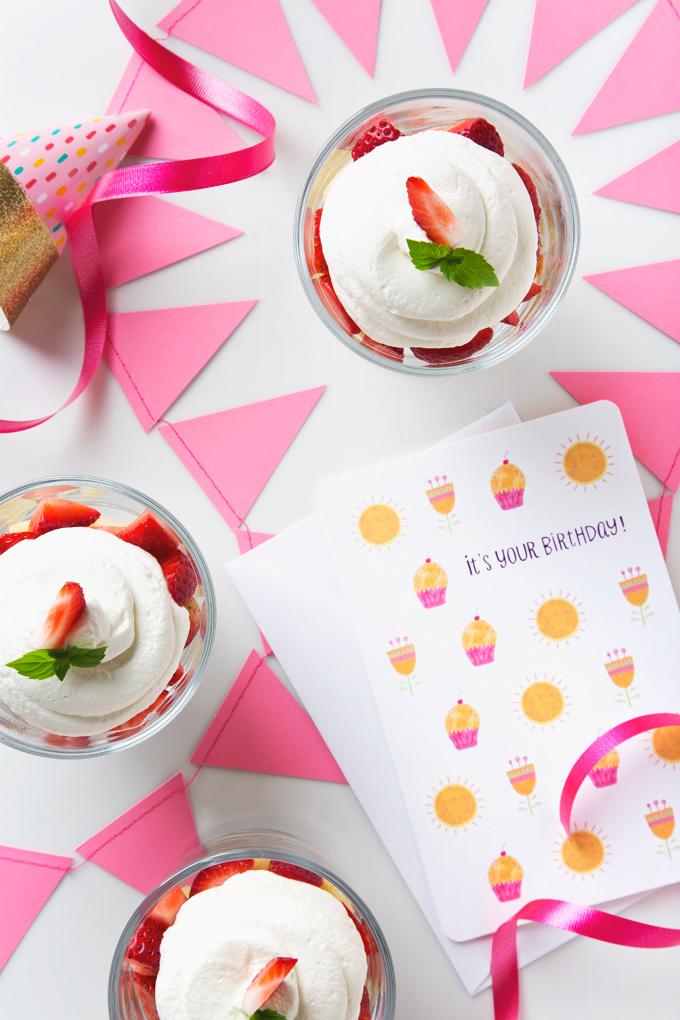 Vegan Summer Birthday Recipes | picklesnhoney.com #vegan #birthday #recipes #dessert