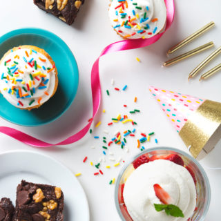 Simple Summer Birthday Recipes