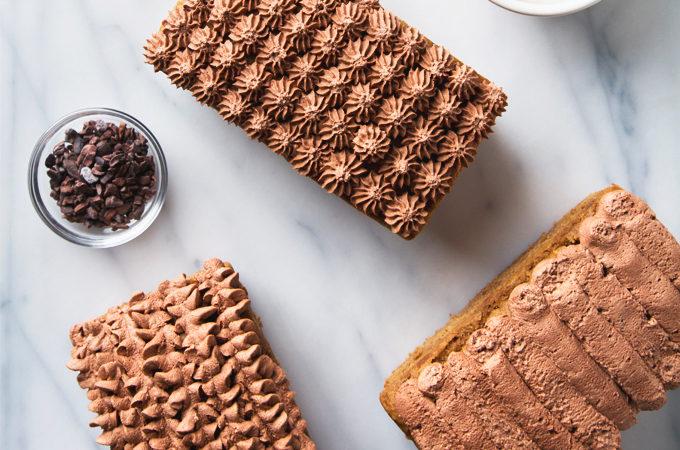 Cold-Brew Protein Breakfast Cake | picklesnhoney.com #breakfast #cake #recipe #vegan