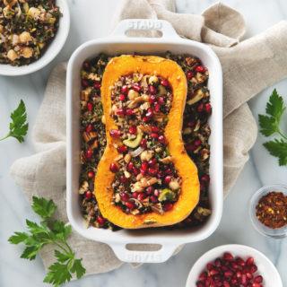 7 Stress-Free Vegan Thanksgiving Recipes