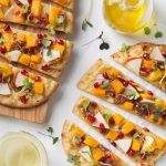 Apple & Butternut Squash Flatbread