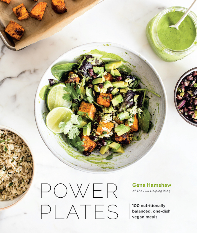 Power Plates Cookbook by Gena Hamshaw