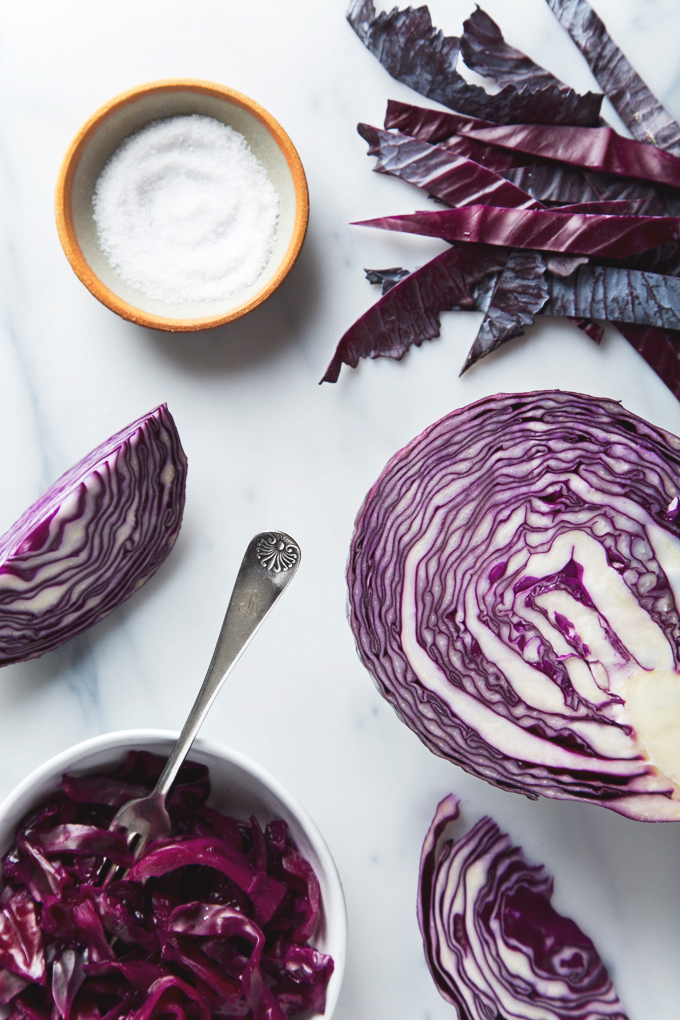 How to Make Sauerkraut | picklesnhoney.com #sauerkraut #recipe #diy