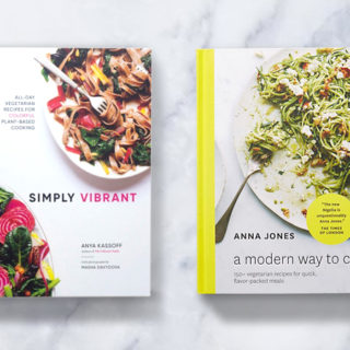 4 Favorite Spring Cookbooks