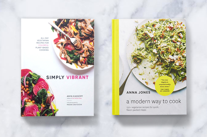 4 Favorite Spring Cookbooks | picklesnhoney.com #plantbased #spring #cookbooks