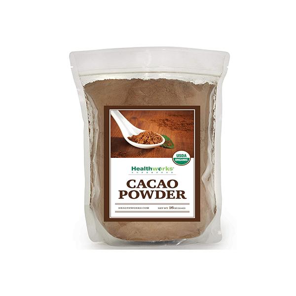 Healthworks Organic Raw Cacao Powder