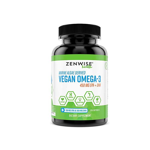 Zenwise Health Marine Algae Omega 3